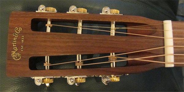 martin custom mahogany 0 size guitar for sale. Black Bedroom Furniture Sets. Home Design Ideas